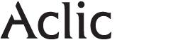 Logo porte-affiche Aclic