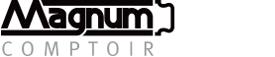 Logo comptoir compact Magnum