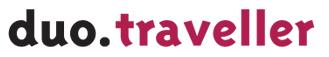 Logo comptoir portable duo.travellor