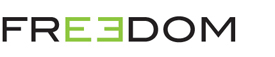 Logo porte-bannière Freedom