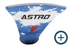 Tour d'affichage Astro