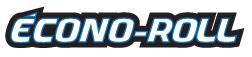 Logo support à bannière Écono-Roll