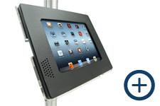 Support multimédia iPad